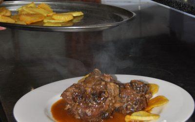 Comer en la Judería de Córdoba