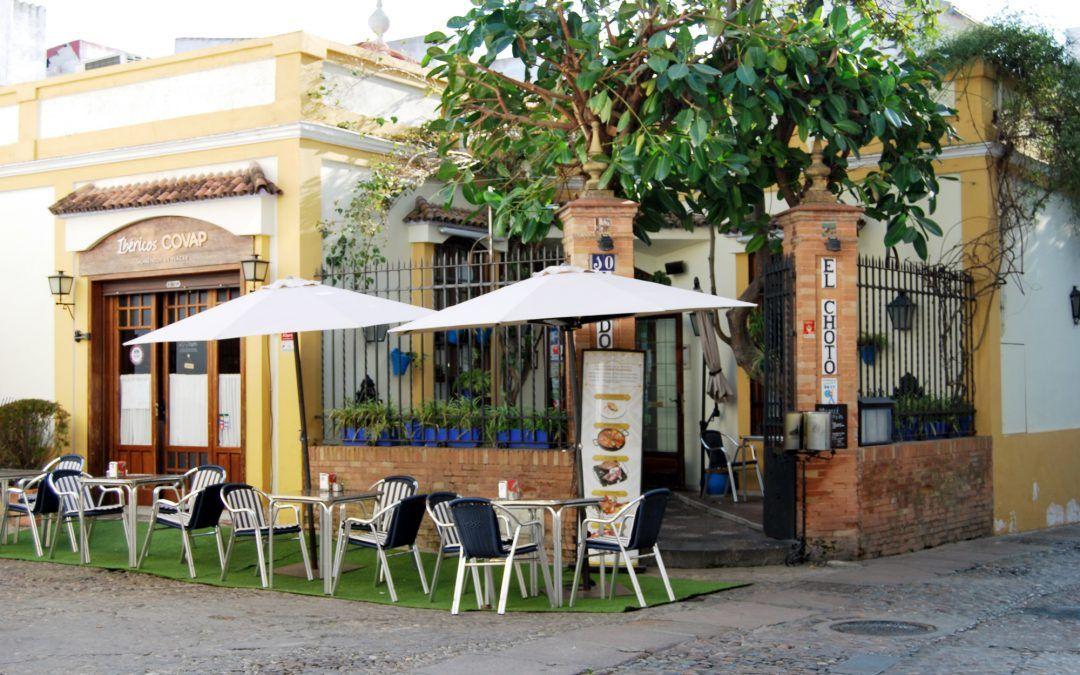 Comer en Córdoba Centro - Restaurante Asador el Choto