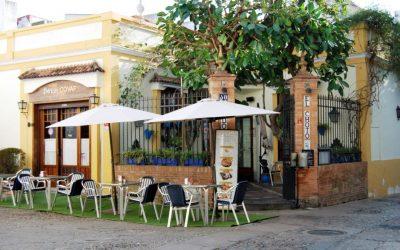 Eat in Cordoba Center
