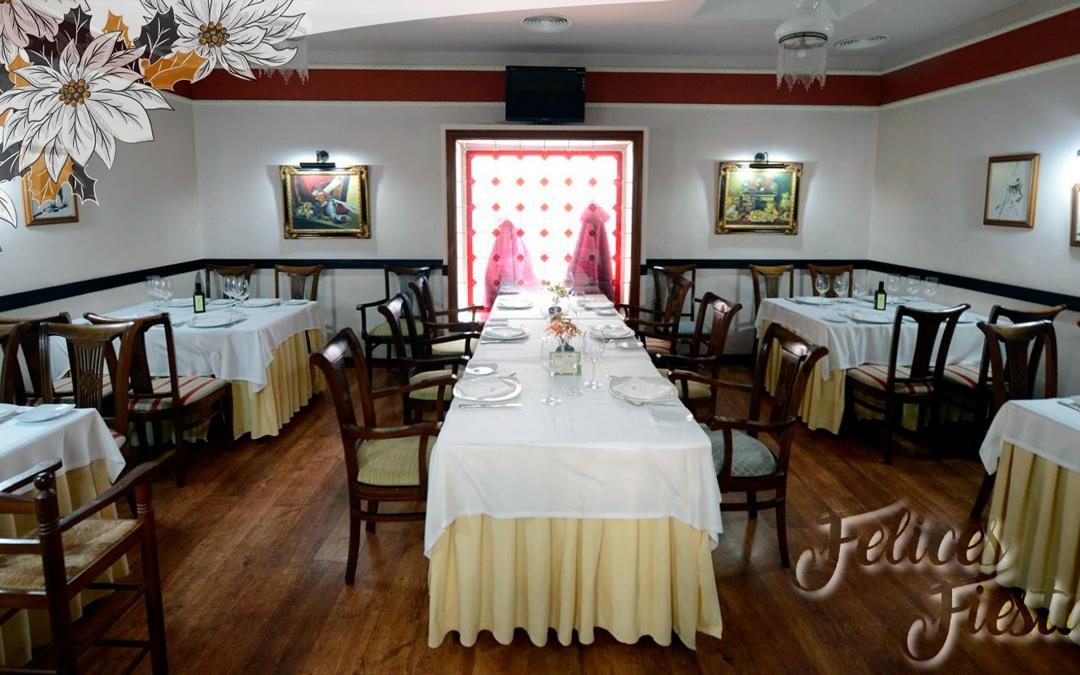 Menú de Navidad Restaurante en Córdoba - Restaurante Asador el Choto